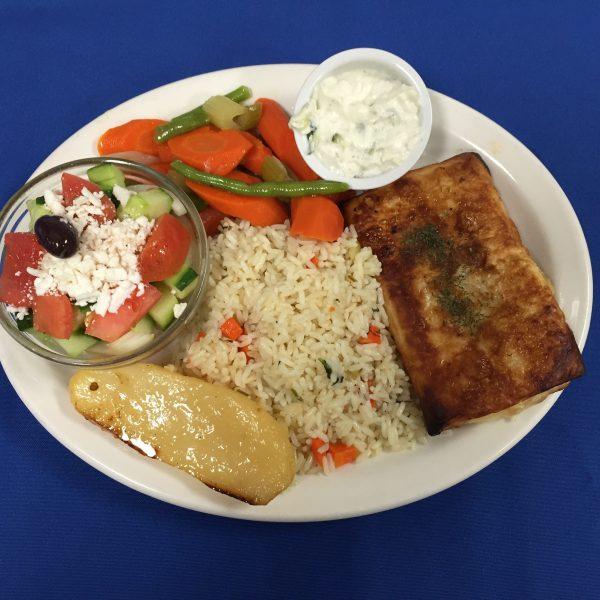 Tiropita Dinner